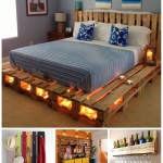50 Best Creative Pallet Furniture Design Ideas For 2020