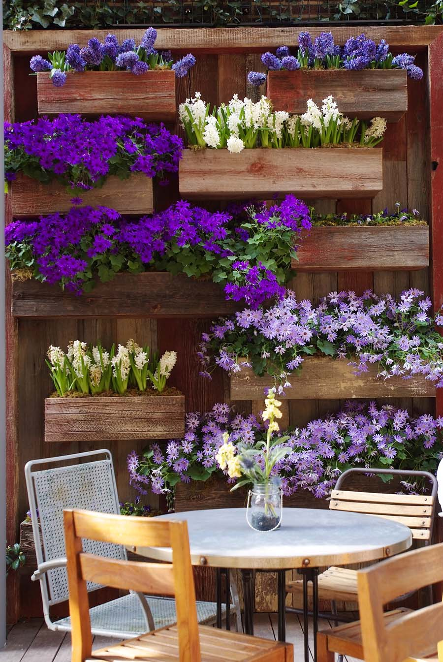 The 50 Best Vertical Garden Ideas and Designs for 2016 on Best Backyard Patio Designs id=97906