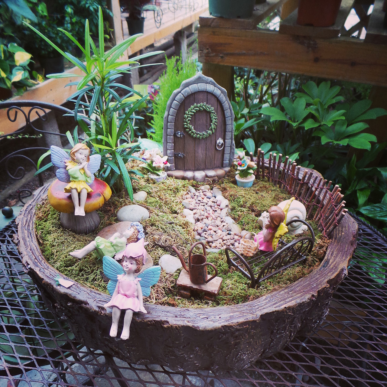 The 66 Best DIY Magical Fairy Garden Ideas For Your Kids on Magical Backyard Ideas id=76960