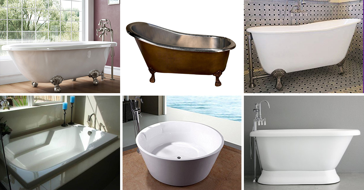 20 Best Small Bathtubs To Buy In 2020