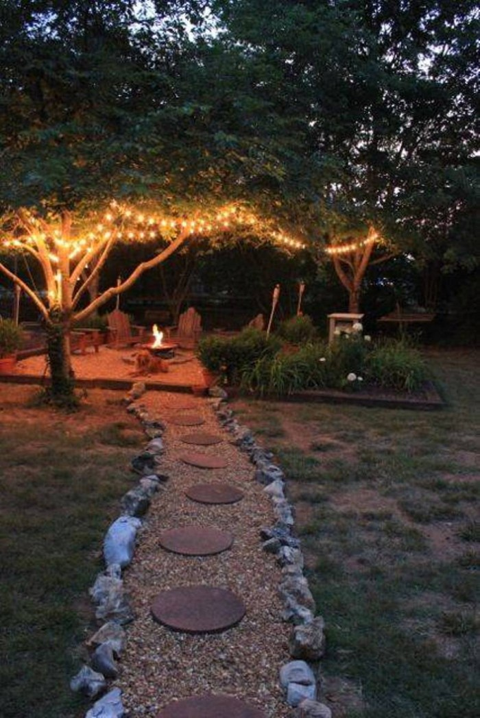 50 Best Backyard Landscaping Ideas and Designs in 2020 on Backyard Yard Design  id=12407