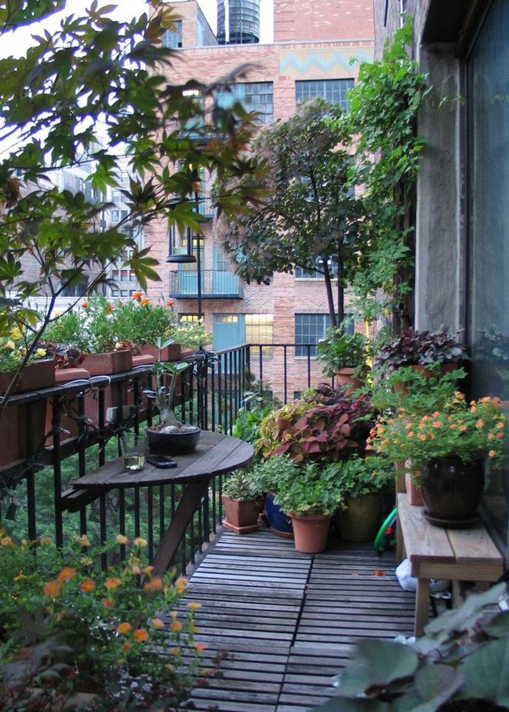 50 best balcony garden ideas and designs for 2020 Artificial Garden For Balcony id=30529