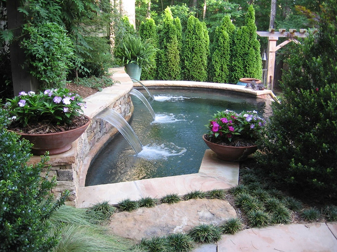 50 Best Backyard Landscaping Ideas and Designs in 2020 on Best Backyard Landscaping id=48005