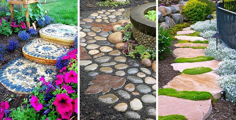 30 best decorative stepping stones