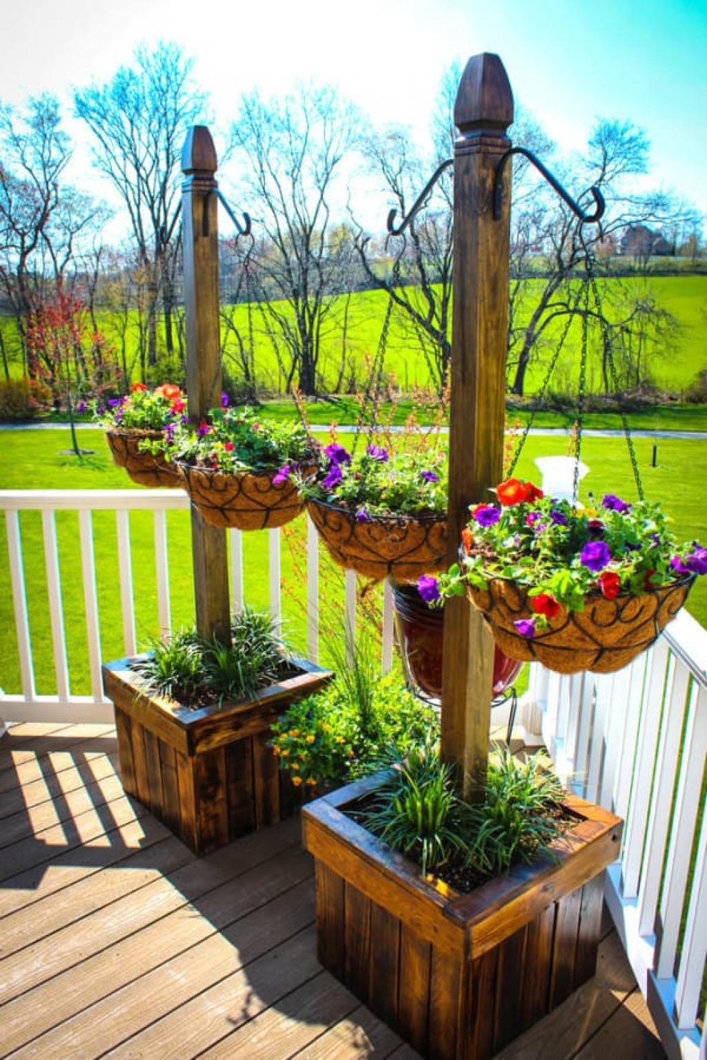 25 Best DIY Patio Decoration Ideas and Designs for 2020 on Backyard Decorating Ideas  id=19599