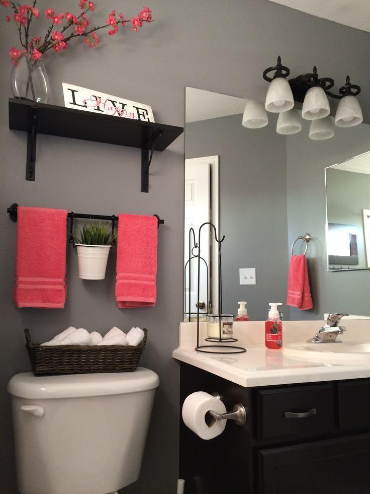 50+ Best Bathroom Decor Ideas and Designs that are Trendy ... on Bathroom Ideas Apartment  id=25603