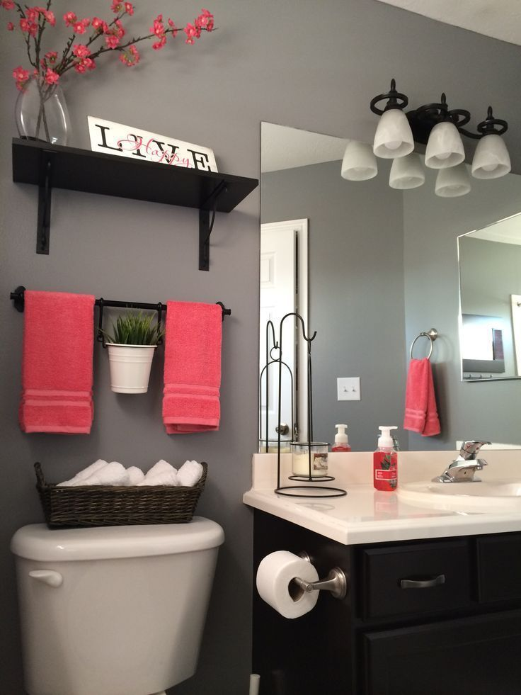 50+ Best Bathroom Decor Ideas and Designs that are Trendy ...