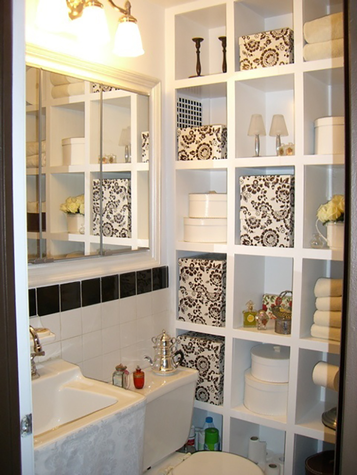 30 best bathroom storage ideas and designs for 2018