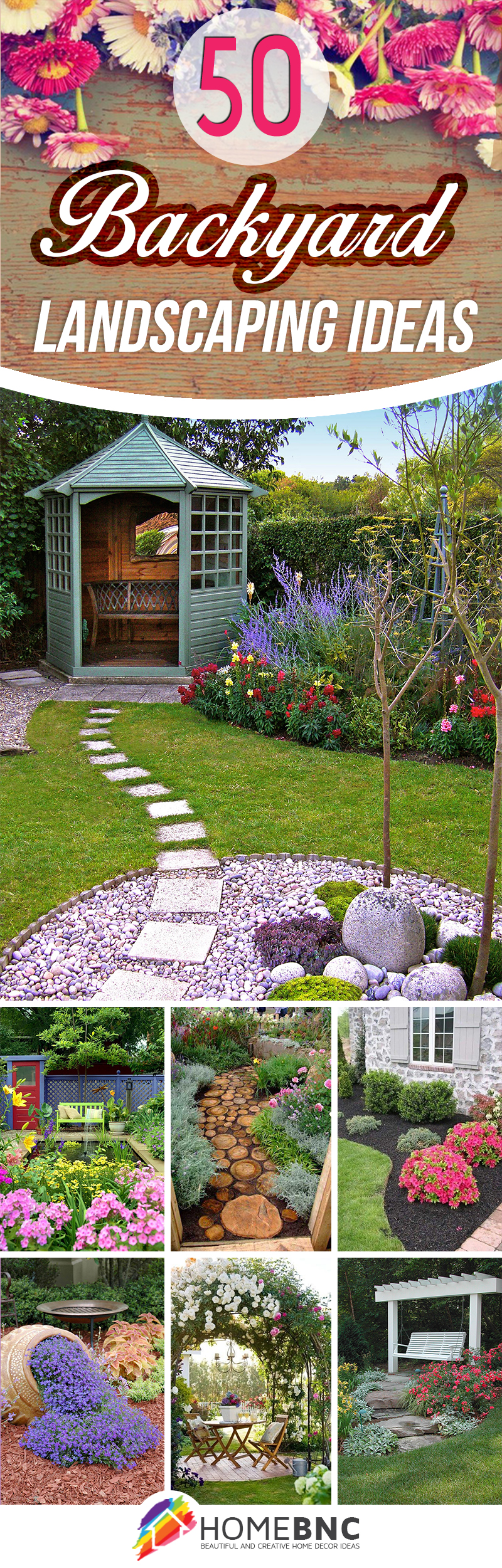 50 Best Backyard Landscaping Ideas and Designs in 2020 on Best Backyard Landscaping id=52285