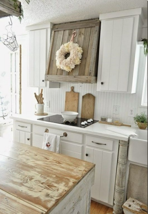 23 Best Rustic Country Kitchen Design Ideas and ... on Rustic:mophcifcrpe= Cottage Kitchen Ideas  id=30076
