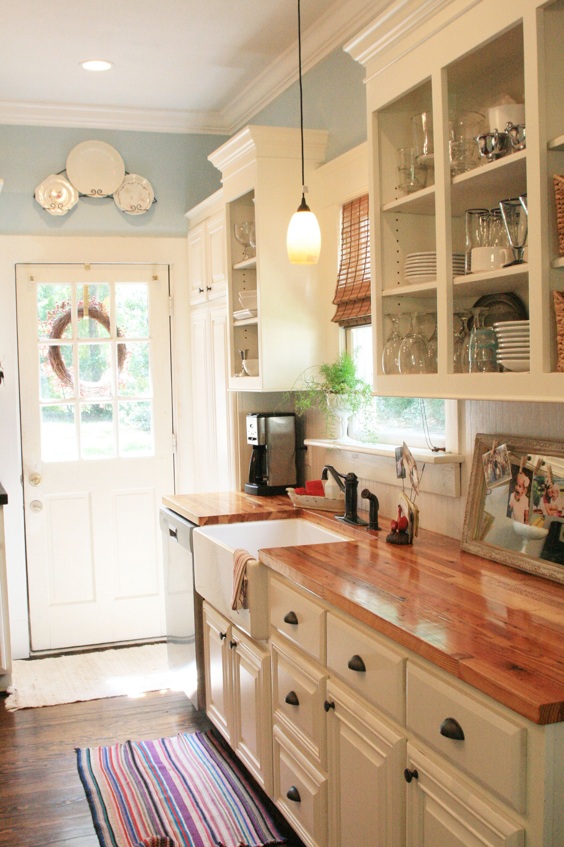 23 Best Rustic Country Kitchen Design Ideas and ... on Kitchen  id=78137