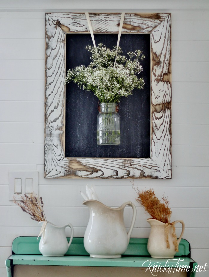 30 Best DIY Farmhouse Decor Ideas and Designs for 2019 on Picture Hanging Idea  id=64375
