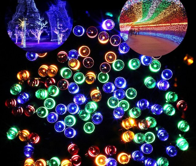 Multicolor Fairy Lights