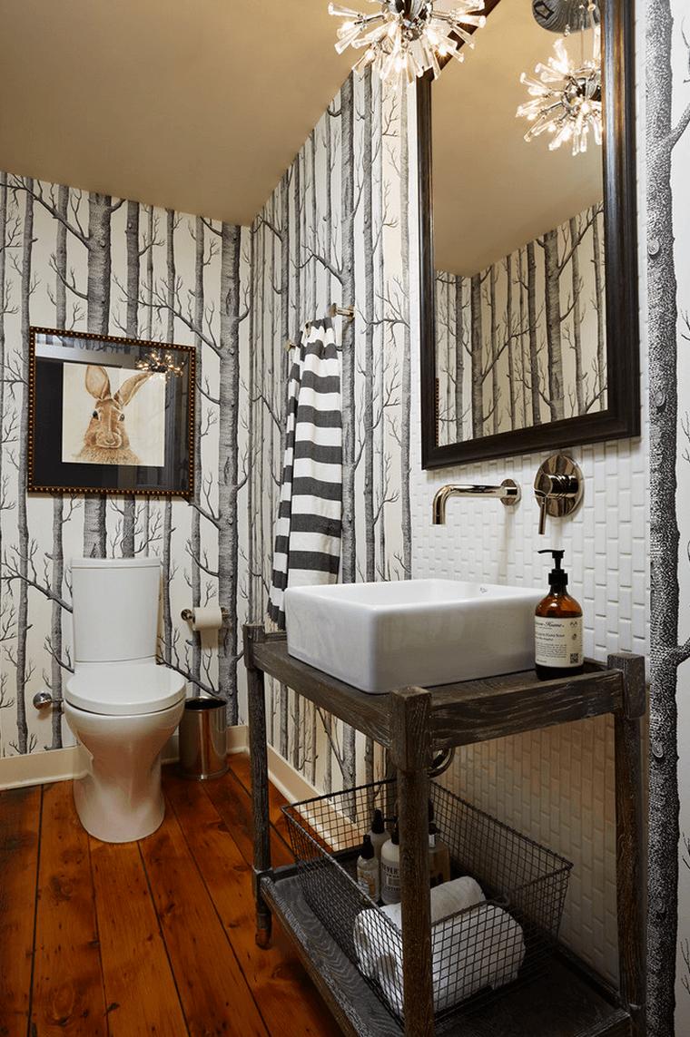 32 Best Small Bathroom Design Ideas and Decorations for 2020 on Modern Small Bathroom Ideas  id=69292