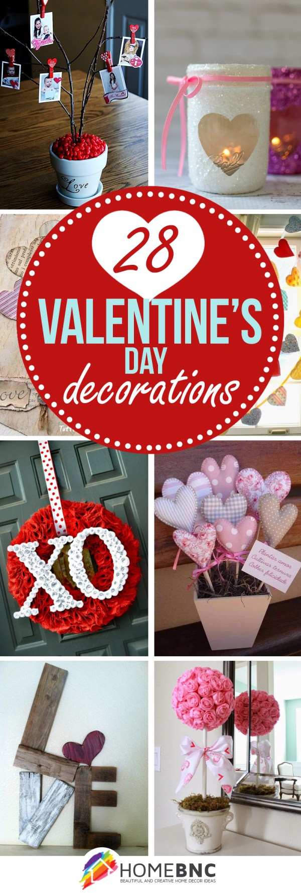 28 Best Valentine's Day Decor Ideas and Designs for 2018