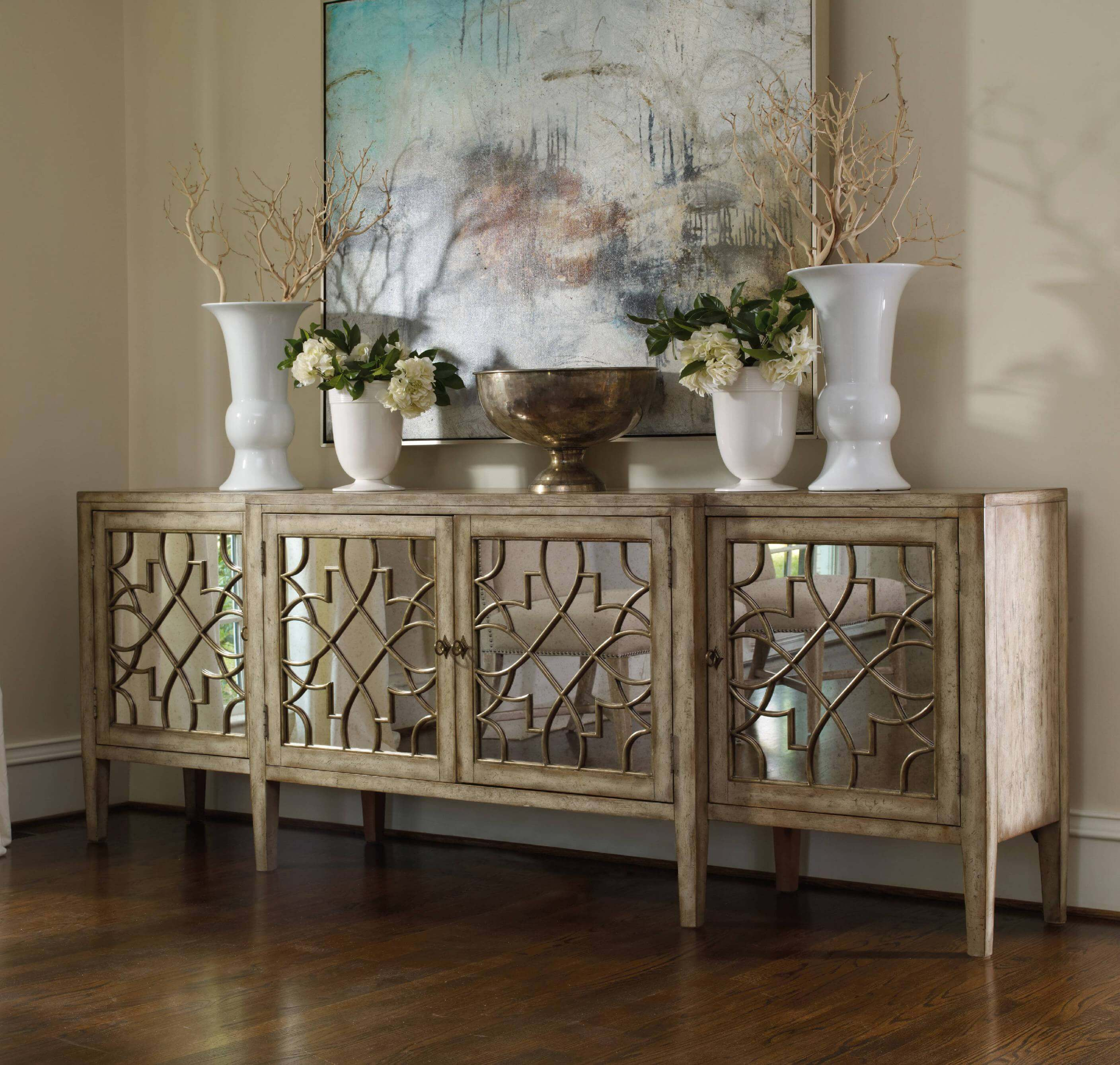 30 Best Rustic Glam Decoration Ideas And Designs For 2019