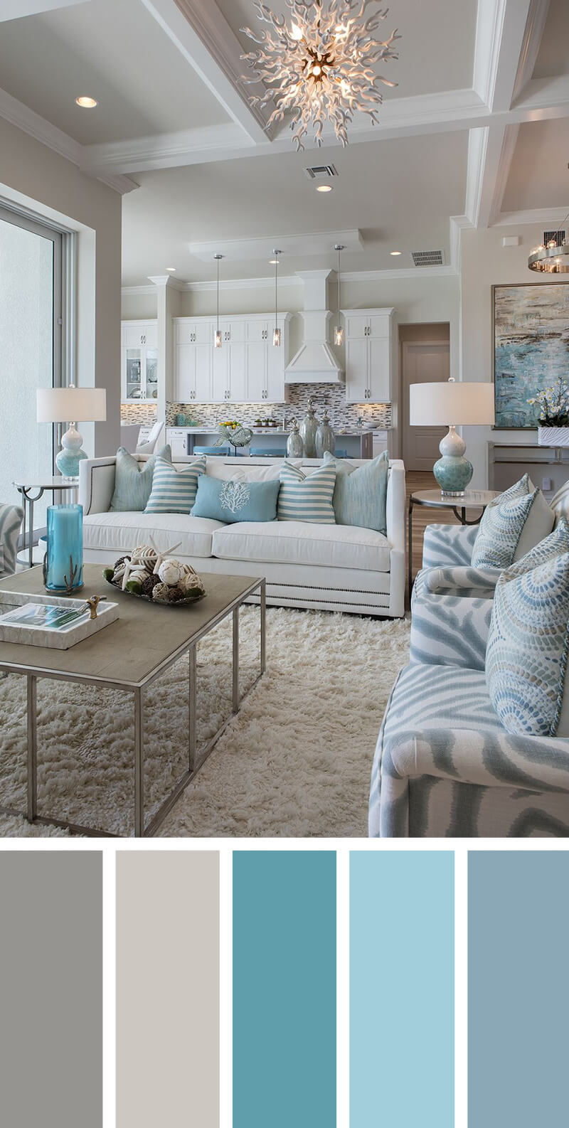 7 Best Living Room Color Scheme Ideas And Designs For 2019