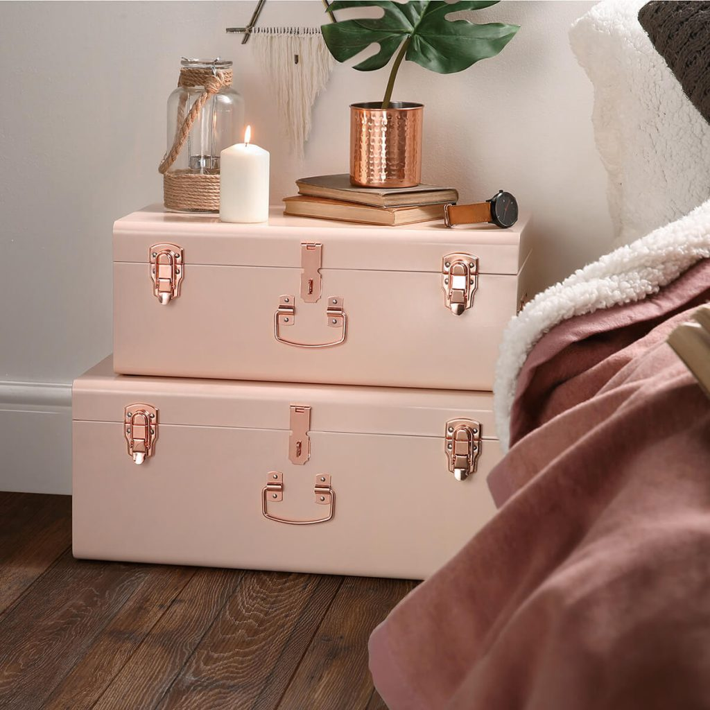 A coat of interior paint, along with some new decor, can give a room an entire new look a. 23 Best Copper and Blush Home Decor Ideas and Designs for 2021
