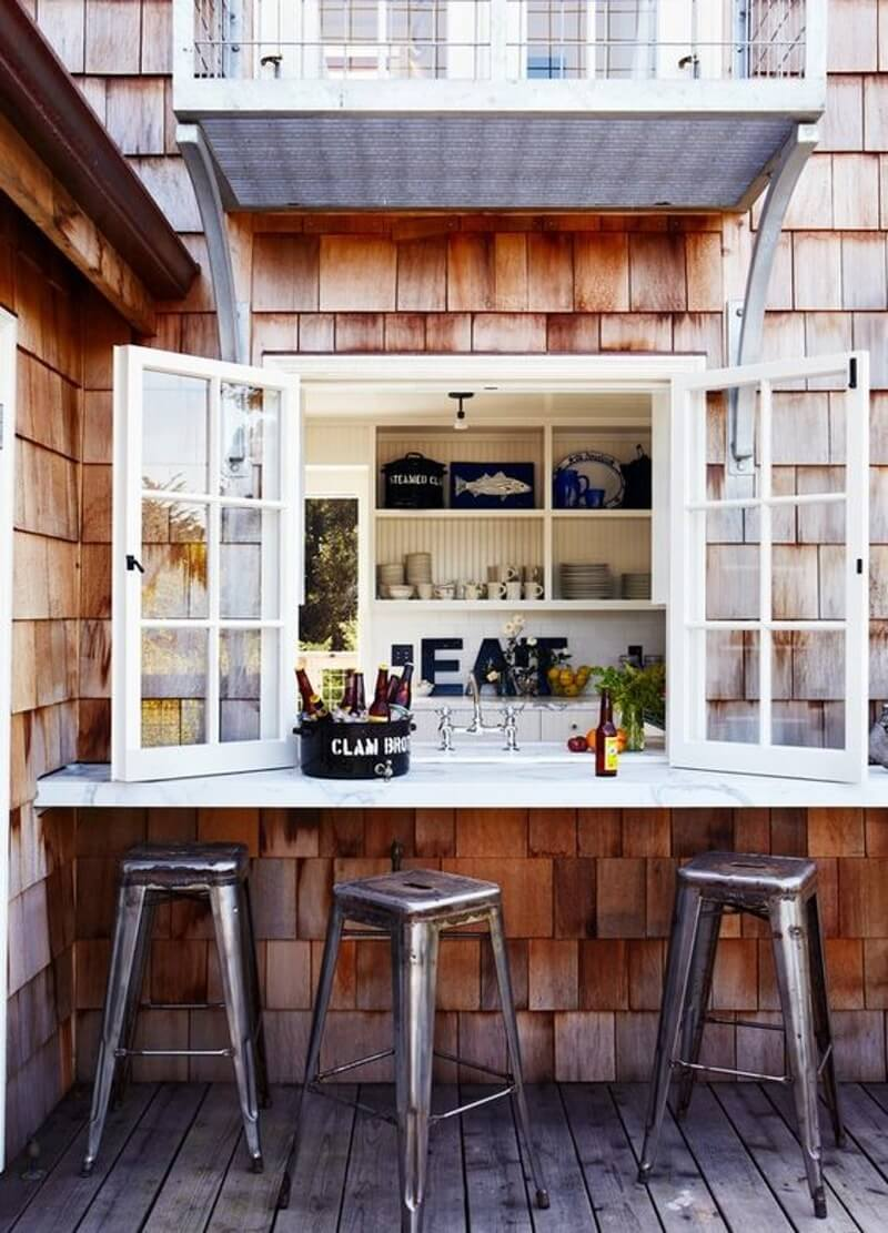 22+ Small Patio Bar Ideas Pictures
