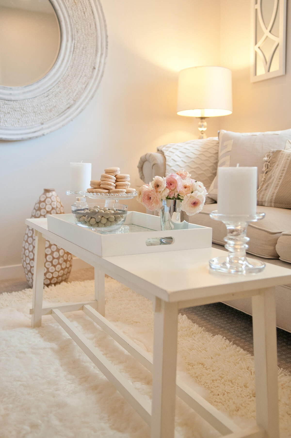Decorate with Style: 16 Chic Coffee Table Decor Ideas ... on Decor For Room  id=80921