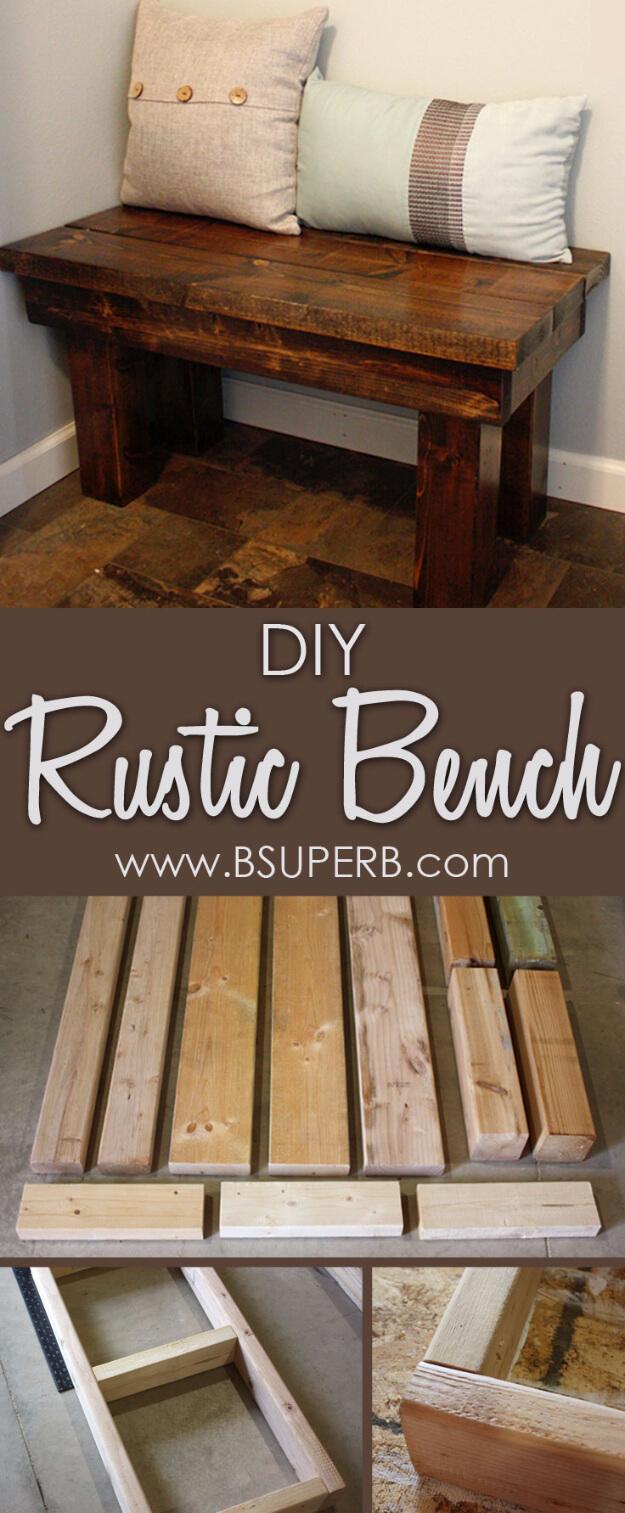 50 best diy rustic home decor ideas