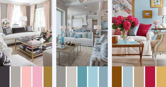 7 Best Living Room Color Scheme Ideas