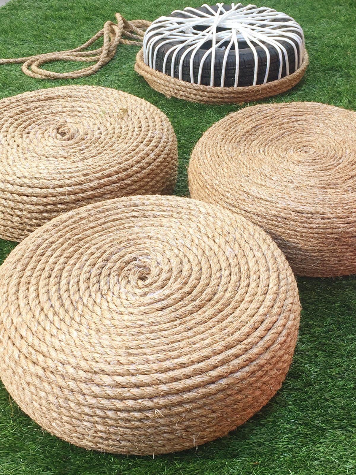 Backyard Projects: 15 Amazing DIY Outdoor Decor Ideas ... on Easy Diy Garden Decor id=49073