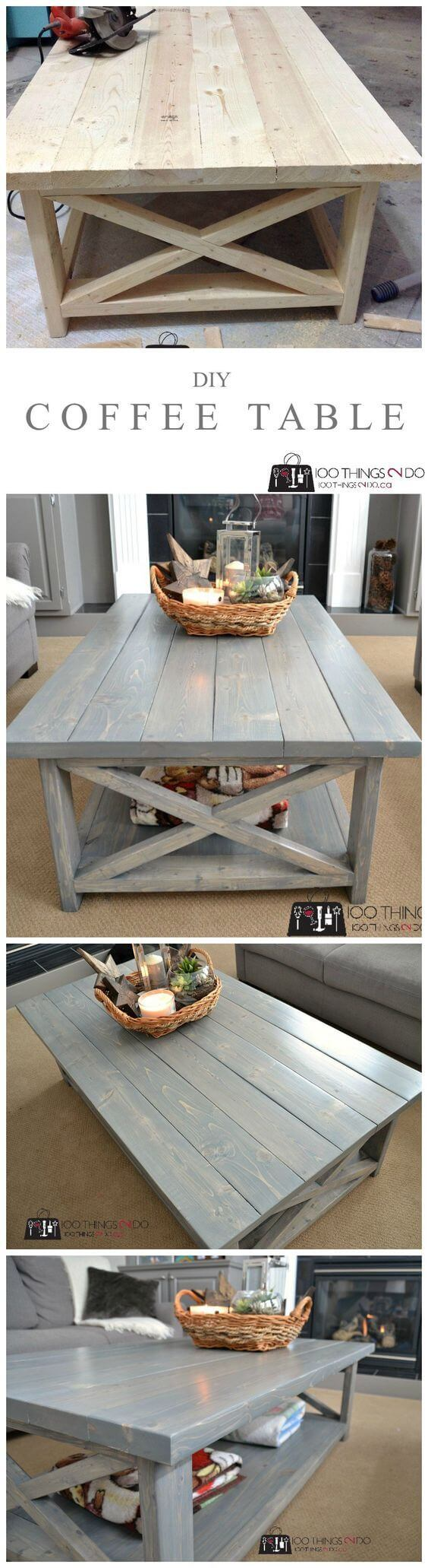 34 diy reclaimed wood projects ideas