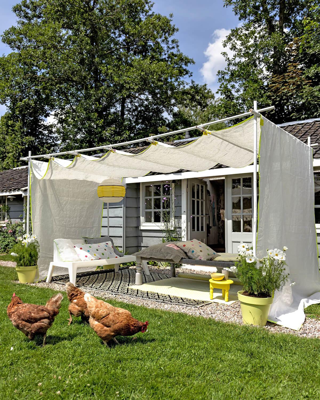 22 Best DIY Sun Shade Ideas and Designs for 2020 on Shady Yard Ideas id=64341