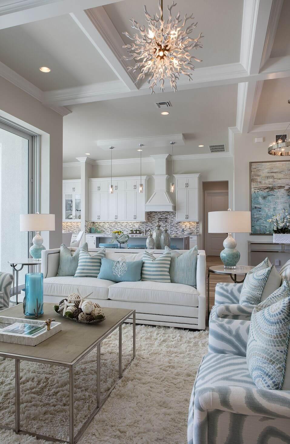 32 Best Beach House Interior Design Ideas and Decorations ... on House Interior Ideas  id=47740