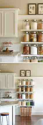 45 Best Small Kitchen Storage Organization Ideas And Designs For 2020