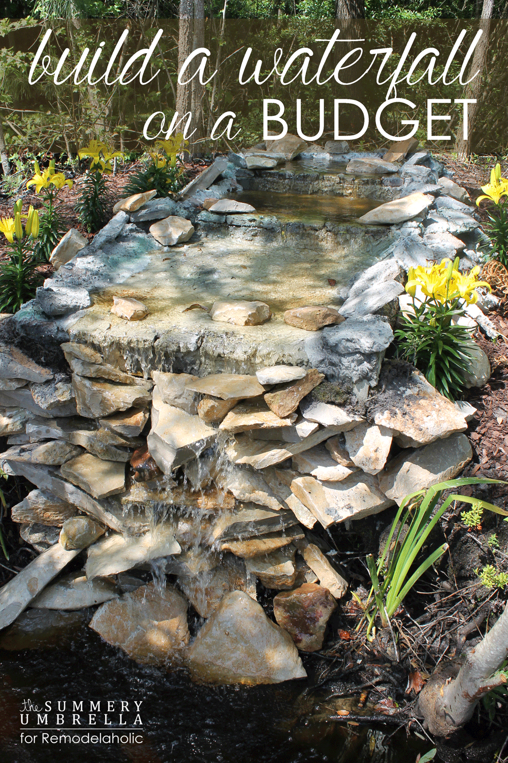 18 Best DIY Backyard Pond Ideas and Designs for 2020 on Small Backyard Pond With Waterfall id=18593