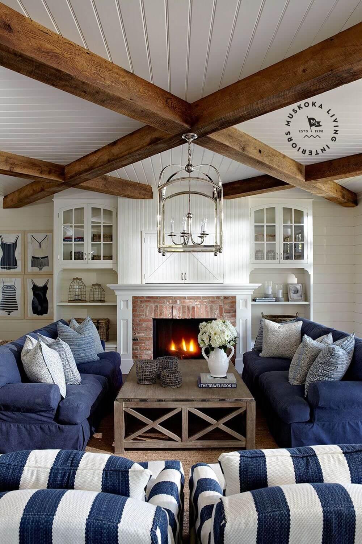 32 Best Beach House Interior Design Ideas and Decorations ... on House Interior Ideas  id=62917