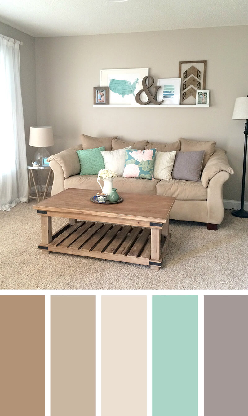 11 Best Living Room Color Scheme Ideas