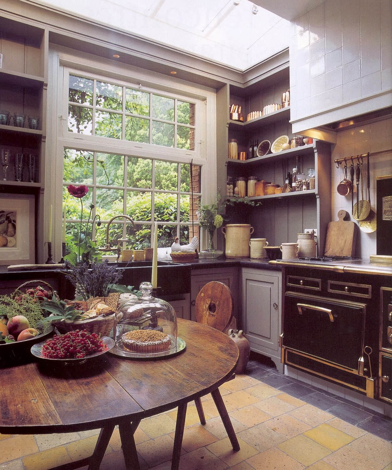 23 Best Cottage Kitchen Decorating Ideas and Designs for 2020 on Rustic:mophcifcrpe= Cottage Kitchen Ideas  id=12395