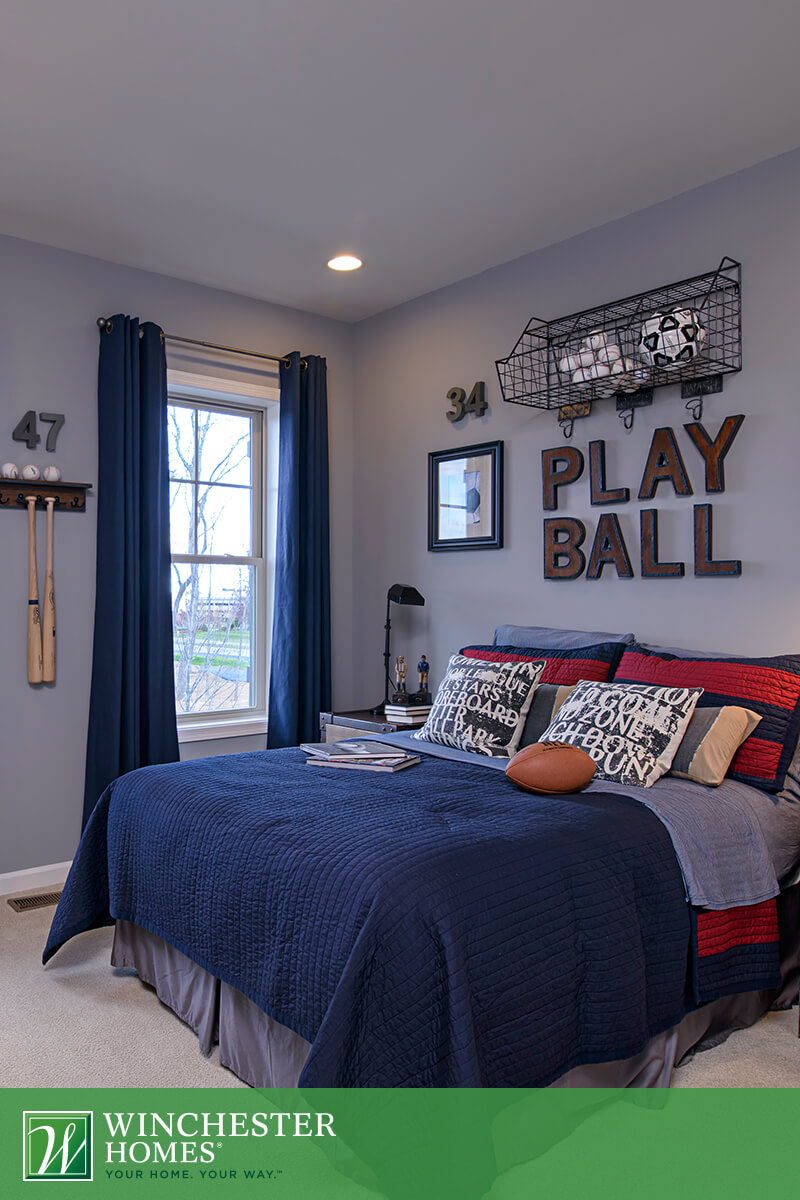 33 Best Teenage Boy Room Decor Ideas and Designs for 2020 on Teenage Boy Room  id=84105