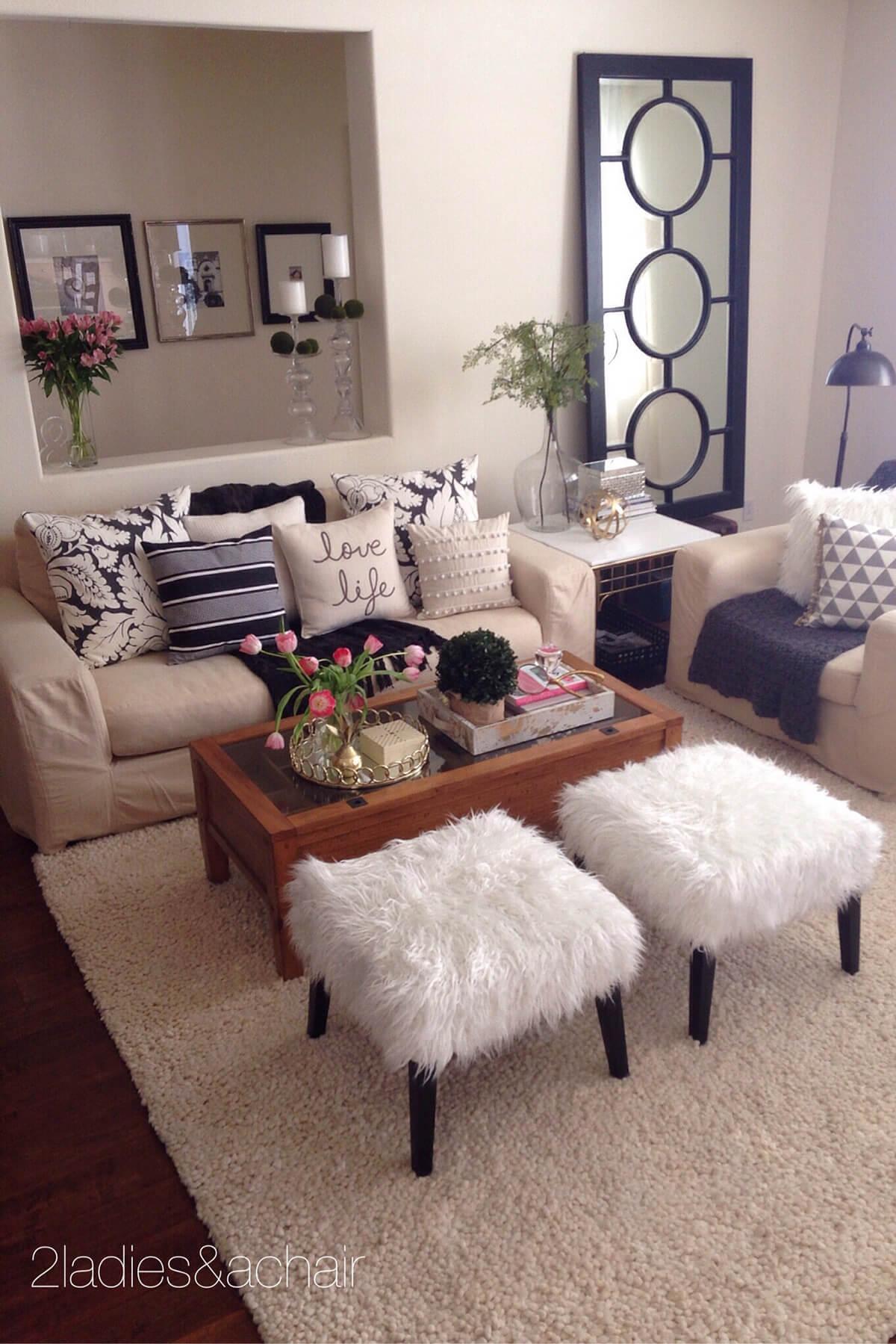 23 Best Beige Living Room Design Ideas for 2020 on Fun Living Room Ideas  id=81020