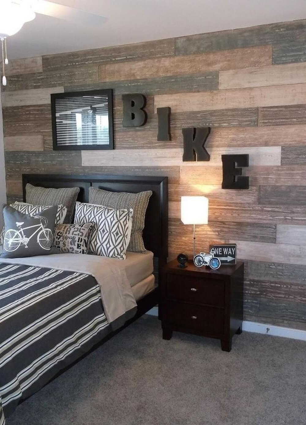 33 Best Teenage Boy Room Decor Ideas and Designs for 2020 on Teenage Boy Room  id=30374