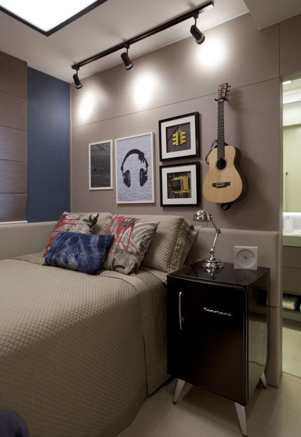 33 Best Teenage Boy Room Decor Ideas and Designs for 2020 on Teenage Boy Room  id=76357