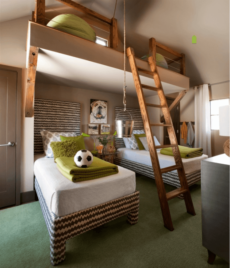 33 Best Teenage Boy Room Decor Ideas And Designs For 2021