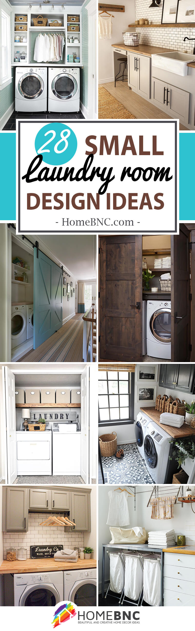 28 Best Small Laundry Room Design Ideas for 2020 on Laundry Decorating Ideas  id=88794