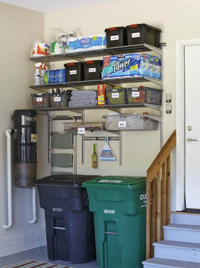 34 Best Garage Organization Projects (Ideas and Designs ... on Organized Garage  id=21326