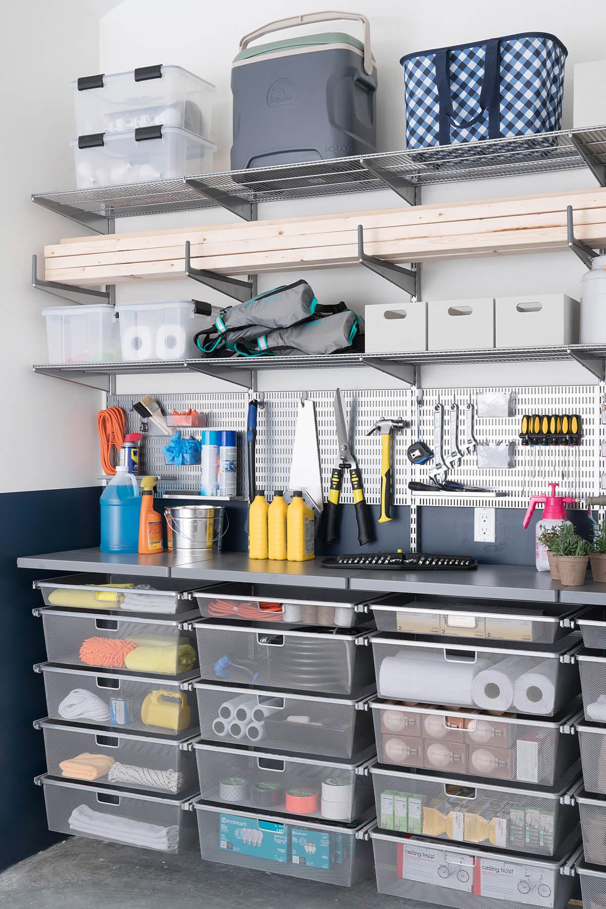 34 Best Garage Organization Projects (Ideas and Designs ... on Organized Garage  id=33191