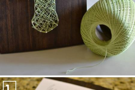 Nail String Art Ideas Path Decorations Pictures Full Path Decoration