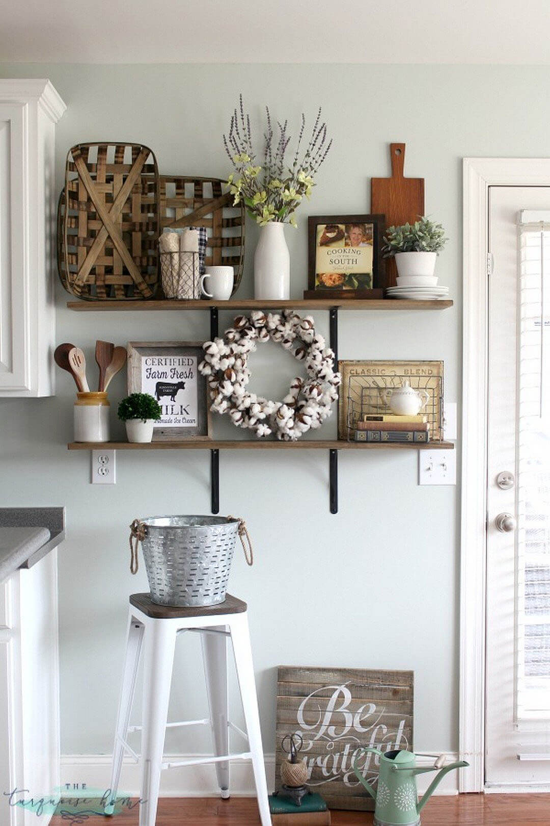 36 Best Kitchen Wall Decor Ideas and Designs for 2020 on Wall Decoration  id=59698