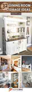 32 Best Dining Room Storage Ideas And Designs For 2020