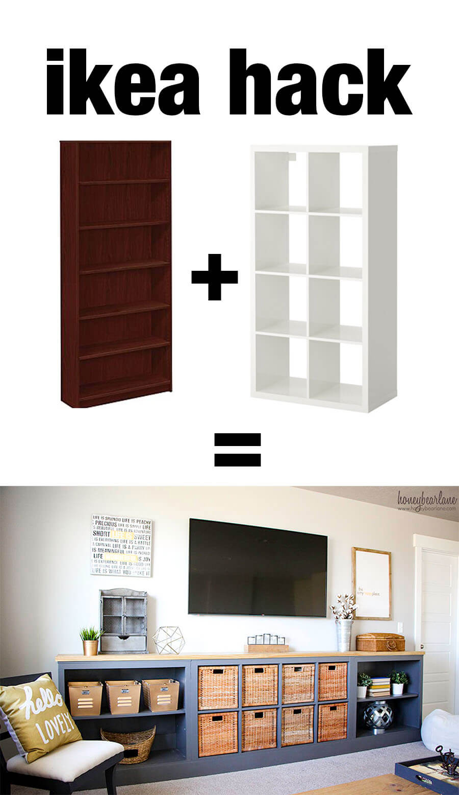 50 Best IKEA Hack Ideas And Designs For 2018