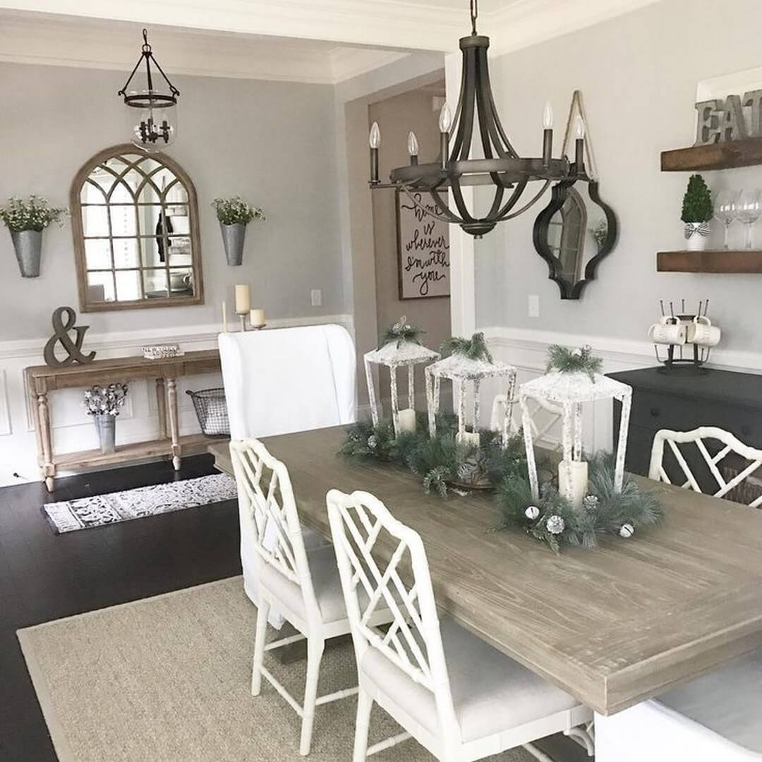 35  Best Rustic Home Decor Ideas and Designs for 2018 11  Wood and Wrought Iron Arch Accents