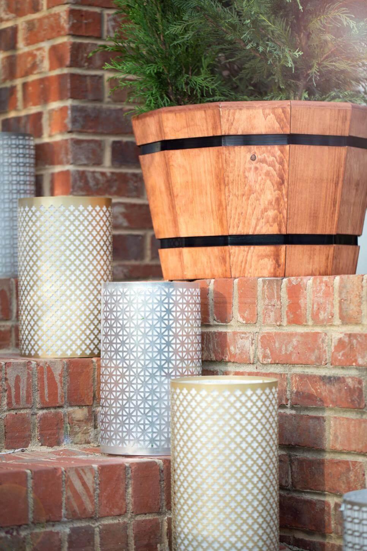 35+ Best Christmas DIY Outdoor Decor Ideas and Designs for ... on Handmade Diy Garden Decor  id=66496