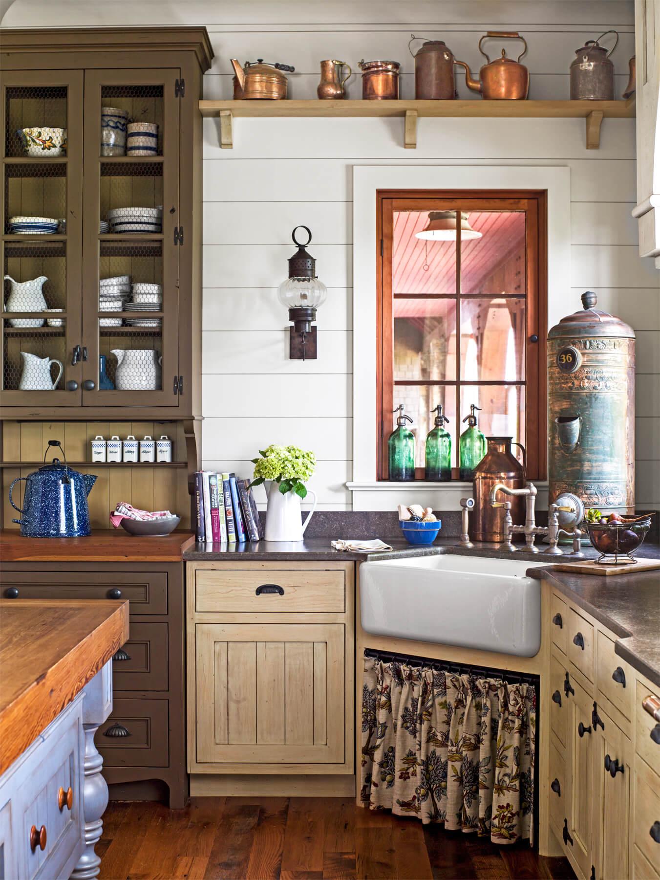 34 Best Vintage Kitchen Decor Ideas And Designs For
